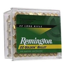 REMINGTON REMINGTON 22 LONG RIFLE HIGH VELOCITY 40 GR