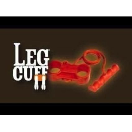 ALL IN OUTDOORS LEG CUFF DEER DRAG - ORANGE