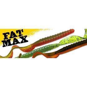"""CULPRIT CULPRIT 7"""" FAT MAX WORM WATERMELON"""