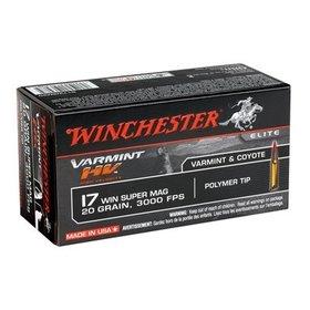 WINCHESTER WINCHESTER 17 SUPER MAG 20 GR VARMIT HV