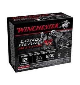 "WINCHESTER WINCHESTER LONG BEARD XR LOK'D & LETHAL 12 GA 3"" #5 1.75OZ"