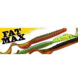 """CULPRIT CULPRIT 7"""" FAT MAX WORM GREEN PUMPKIN CANDY"""
