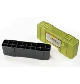 PLANO MOLDING PLANO RIFLE CARTRIDGE CASE HOLDS 20 ROUNDS