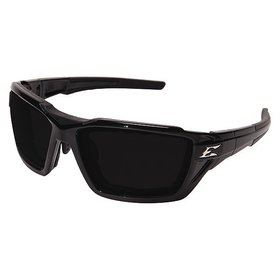 EDGE SAFETY GLASSES EDGE STEELE VAPOUR SHIELD ANTI FOG BLACK