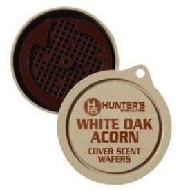 HUNTER SPECIALTIES HUNTER'S SPECIALTIES COVER SCENT WAFERS WHITE OAK ACORN 3PK