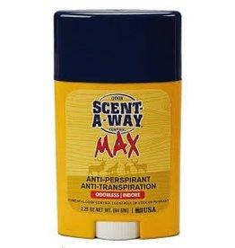 HUNTER SPECIALTIES HUNTER'S SPECIALTIES SCENT-A-WAY MAX ANTI-PERSPIRANT