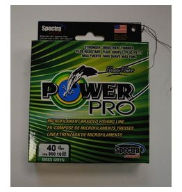 POWER PRO POWER PRO 40LB 150YDS GREEN