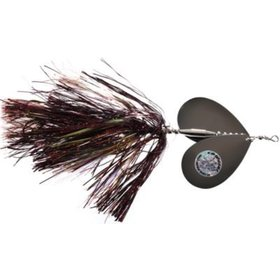 MUSKY MAYHEM TACKLE MUSKY MAYHEM TACKLE  DOUBLE COWGIRL SPINNERBAIT RED CRAW