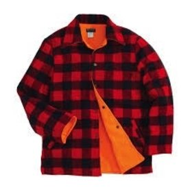 BACKWOODS BACKWOODS LUMBERJACK REVERSIBLE JACKET XL-LARGE