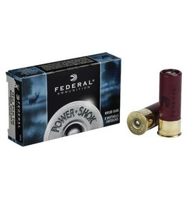 "FEDERAL FEDERAL POWER SHOK SLUG 12 GA 2 3/4"" 1 OZ"
