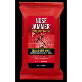 NOSE JAMMER NOSE JAMMER GEAR-N-REAR WIPES