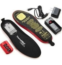 THERMACELL THERMACELL PROFLEX HEATED INSOLES WIRELESS & RECHARGEABLE SMALL