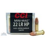 CCI CCI MINI-MAG 22 LR HP