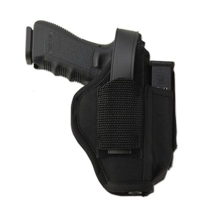 UNCLE MIKE'S UNCLE MIKE'S SIDEKICK AMBIDEXTROUS HIP HOLSTER SIZE 5