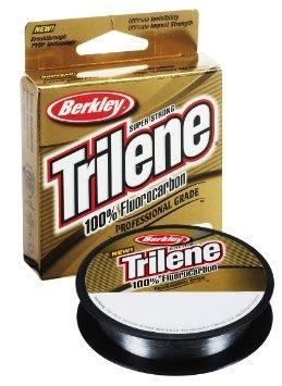 BERKLEY BERKLEY TRILENE FLUOROCARBON CLEAR 200YD 25LB