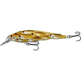 "KOPPERS LIVE TARGET 3.5""BB G MINNOW TWITCHBT GOLD/BRONZE"