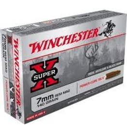 WINCHESTER WINCHESTER 7MM REM MAG 140GR EXTREME POINT