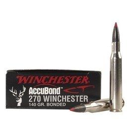 WINCHESTER WINCHESTER 270 WIN 140GR ACCUBOND