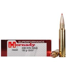 HORNADY HORNADY SUPERFORMANCE AMMO 338 WIN MAG 185GR