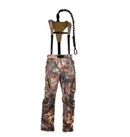 SCENTBLOCKER SCENTBLOCKER MEN'S FEATHERLITE SPIDER WEB XTRA XL