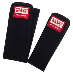VRX VRX THE ROD GLOVE WRAPZ-BLACK 2PK