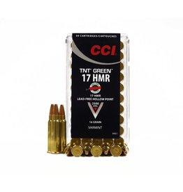 CCI CCI 17 HMR 16 GR TNT