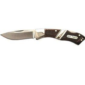 """OLD TIMER OLD TIMER LOCKBACK POCKET KNIFE 3 3/4"""""""