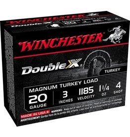 """WINCHESTER WINCHESTER 20 GA 3"""" 1.25 OZ #4 MAG TURKEY LOAD"""