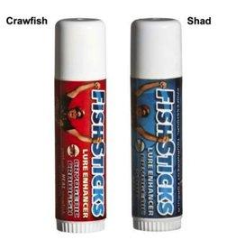 XZONE FISHSTICKS LURE ENHANCER CRAWFISH/ GARLIC 15OZ TUBE