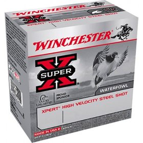 "WINCHESTER WINCHESTER SUPER X XPERT 20GA 3"" 7/8 OZ 25 SHELLS"
