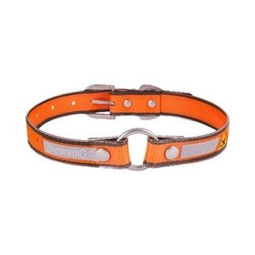 BROWNING BROWNING PERFORMANCE COLLAR ORANGE/ REFLECTIVE LARGE 18-28""
