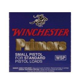 WINCHESTER WINCHESTER SMALL PISTOL PRIMERS