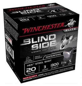 "WINCHESTER WINCHESTER BLIND SIDE 20 GA 3"" 1 1/16 OZ #5"