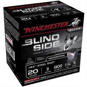 "WINCHESTER WINCHESTER BLIND SIDE 20 GA 3"" 1 1/16 OZ #5"