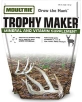 MOULTRIE MOULTRIE TROPHY MAKER MINERAL & VITAMIN SUPPLEMENT 4LBS