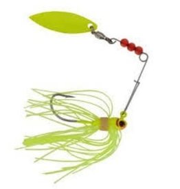 JOHNSON JOHNSON BEETLE SPIN R' BAIT 1/16OZ CHARTREUSE