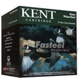 "KENT CARTRIDGE FASTEEL 3"" 12GA 1 1/8 SHOT SIZE 3 SINGLE"