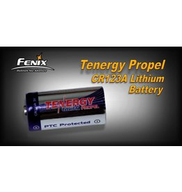 Tenergy Propel CR123A 1400mAh 2Pk