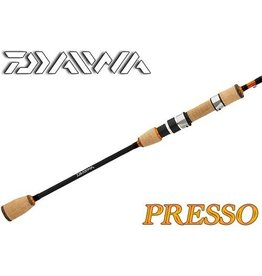 "DAIWA DAIWA PRESSO SPINNING ROD 5'6"" ULTRA LIGHT FAST"