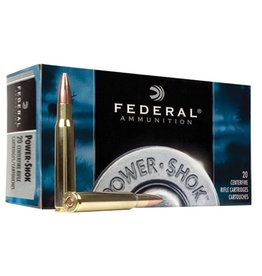 FEDERAL FEDERAL 308 WIN. 180GR HI-SHOK SP