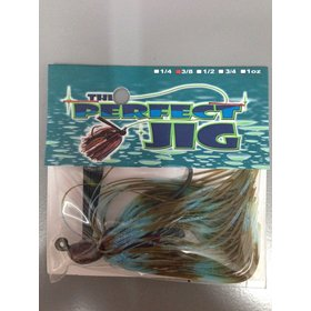 THE PERFECT JIG THE PERFECT JIG 3/8OZ JIG
