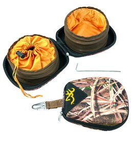 """BROWNING BROWNING PORTABLE COLLAPSING PET DISHES 7"""""""