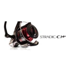 SHIMANO SHIMANO STRADIC CI4+ 2500HG
