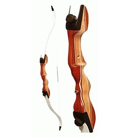 "RAGIM RAGIM WILDCAT RECURVE BOW KIT 62"" 26# RIGHT HAND"