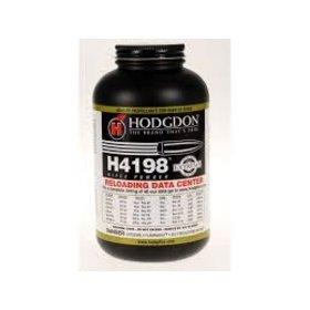 HODGDEN HODGDON H4198 RIFLE POWDER 1LB