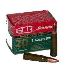 BARNAUL BARNAUL  7. 62 X 39 125 GR SOFT POINT