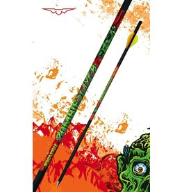 "BLACK EAGLE BLACK EAGLE ZOMBIE SLAYER CROSSBOW FLETCHED ARROW-.003"" 20"""
