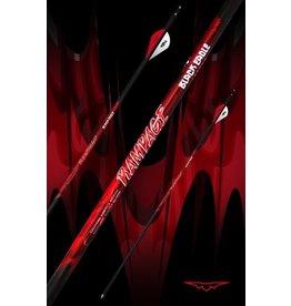 """BLACK EAGLE BLACK EAGLE RAMPAGE FLETCHED ARROWS 003"""" 350"""