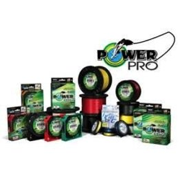 POWER PRO POWER PRO 65LB 150YDS GREEN