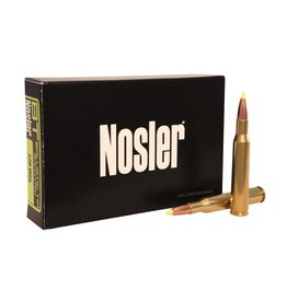 NOSLER NOSLER BTA 270 WIN 140 SP-20 CT